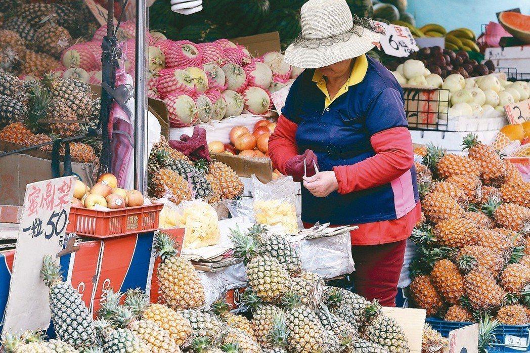 熱到早熟… 鳳梨產期全撞在一起 價格大跌