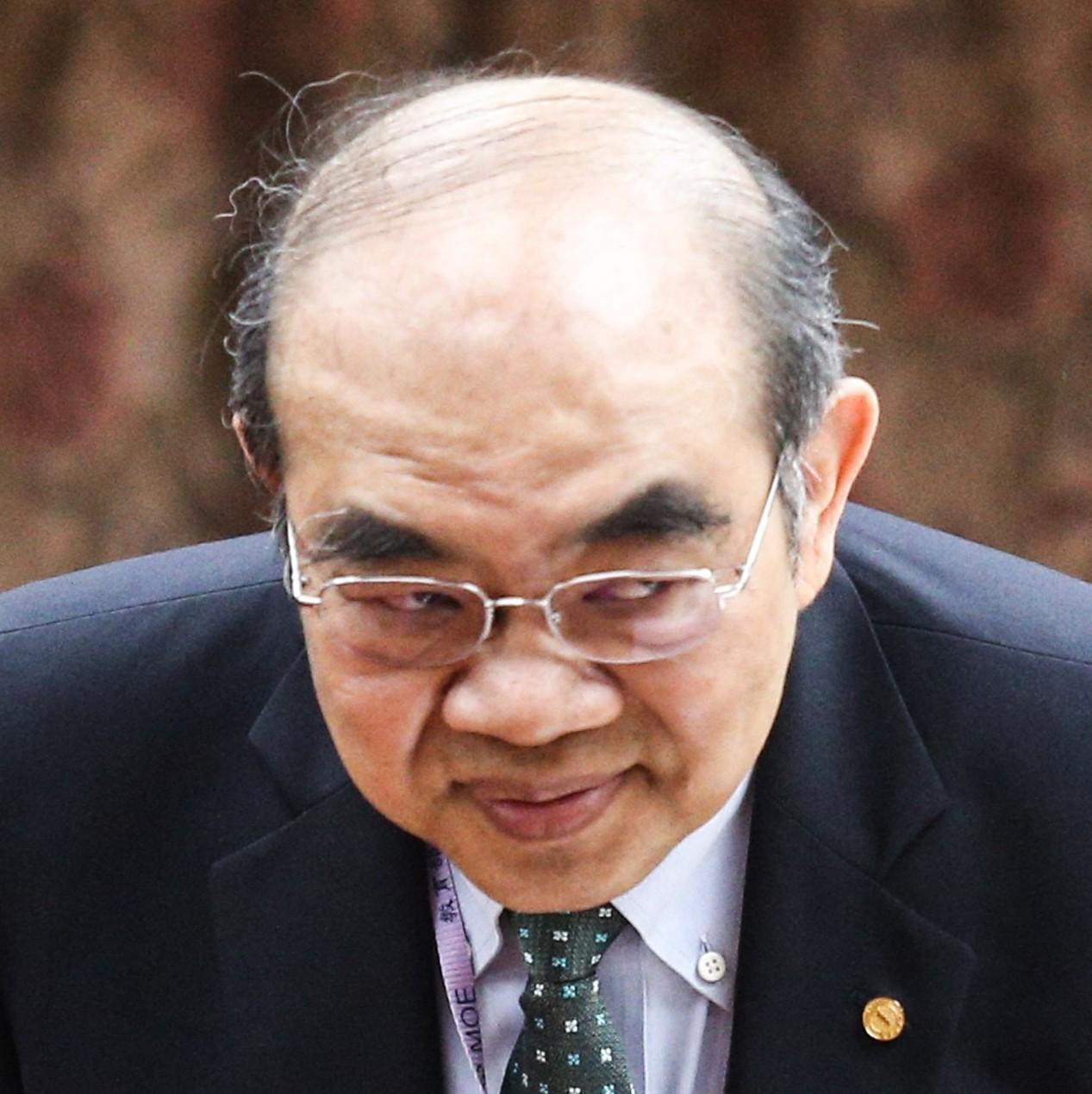 吳茂昆上任40天就下台,是任期最短的教育部長。 圖/聯合報系資料照片