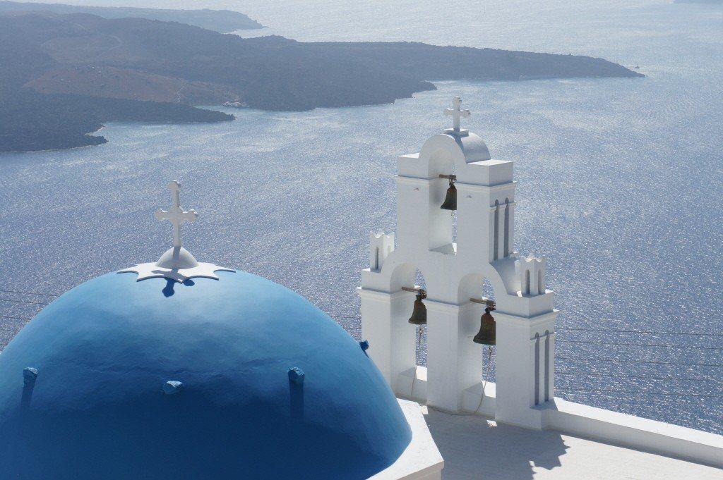 圖為希臘愛琴海美景。圖/聯合報系資料照片