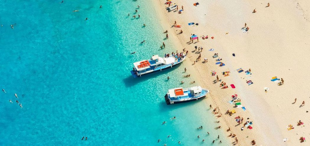 根據統計,旅遊糾紛「行前解約」占最大宗,經常為了退款問題爭執不下。圖為泰國普吉島...