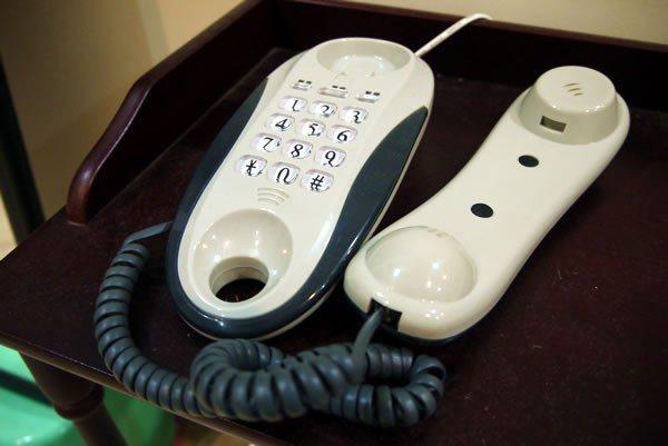 有線電話。圖取自省錢達人張偉明部落格