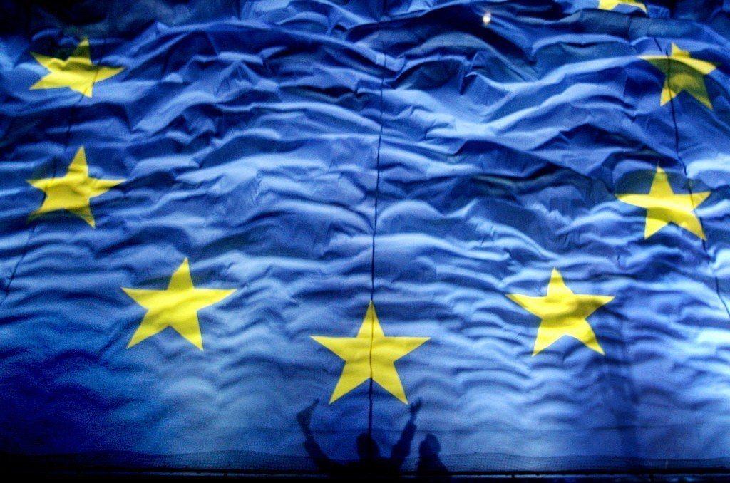 已於2018年5月25日生效的歐盟GDPR,讓科技業、尤其是區塊鏈業者感受到前所未有的衝擊。 圖/美聯社