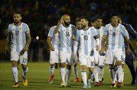 只靠梅西難奪冠 阿根廷黃金世代充滿挑戰
