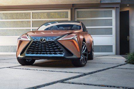 單挑Lamborghini Urus? 傳Lexus正打造超過600hp的性能休旅!