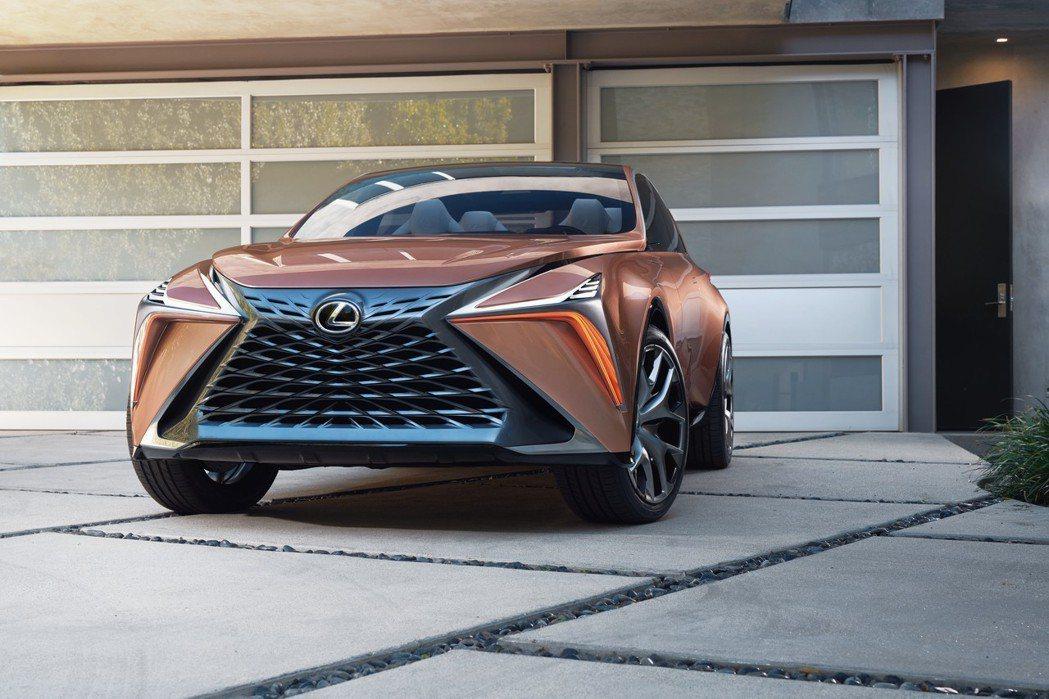 Lexus LF-1 Limitless Concept。 摘自Lexus