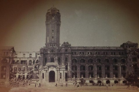 那場改變城市地景的狂轟猛炸——531台北大空襲
