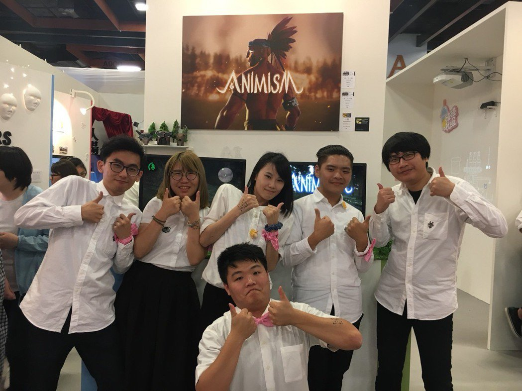 《Animism 森靈》製作團隊「壁紙工作坊」。