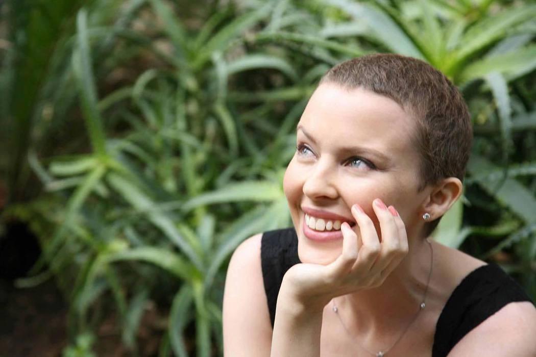 凱莉米洛抗癌之後展開新人生。圖/摘自Instagram