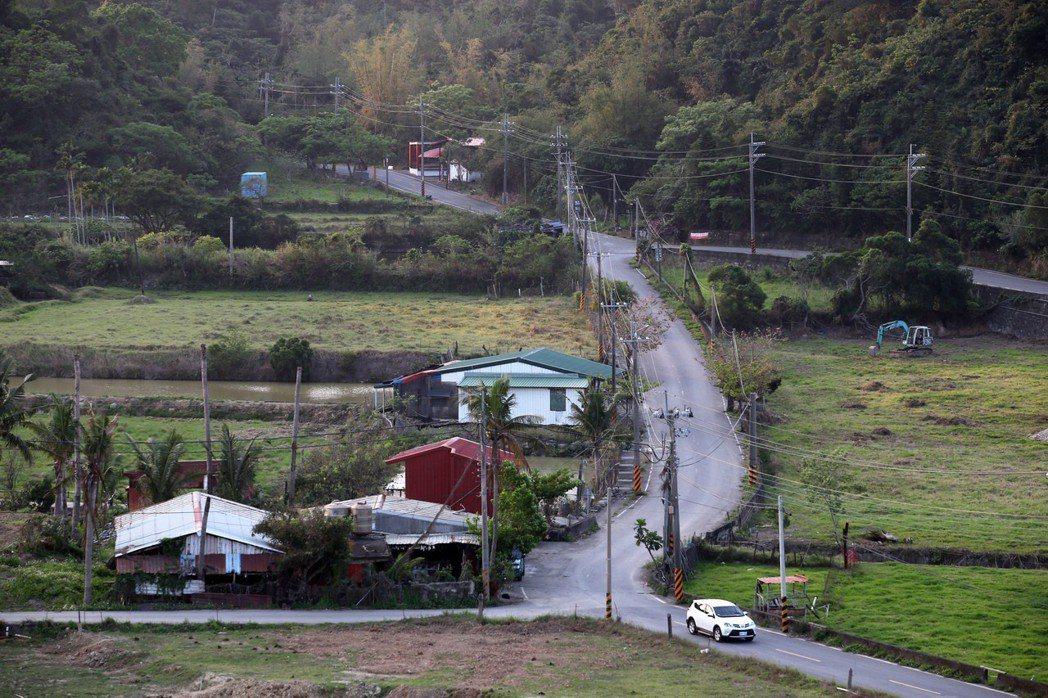 台東縣大武部落位於南迴公路最南端,偏鄉交通十分不便。 記者劉學聖/攝影