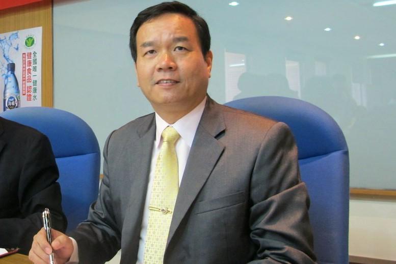 新任國體大校長邱炳坤。 報系資料照