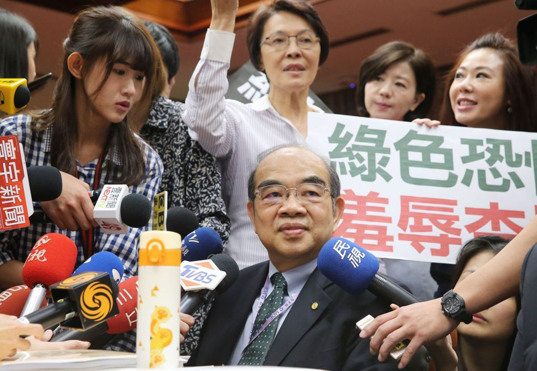 日前辭職下台的前教長吳茂昆。 圖/聯合報系資料照片
