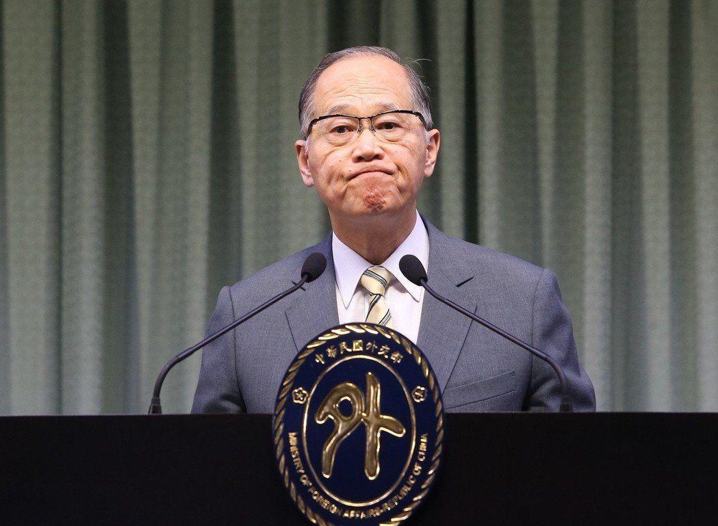 國安會秘書長李大維。 圖/聯合報系資料照片