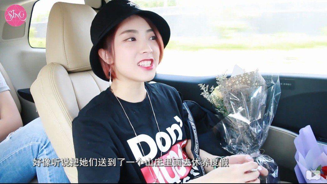 「SING女團」許詩茵未能挺進度三次公演。圖/擷自B站