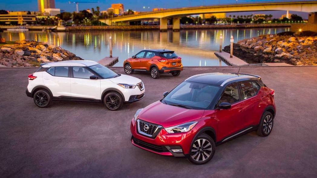 全新Nissan Kicks將於今年第四季國產導入。 摘自Nissan