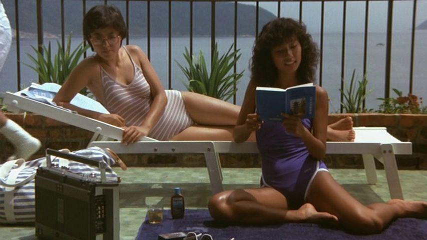 「烈火青春」免不了要女演員們穿上泳裝、展現身材。圖/摘自rarefilm