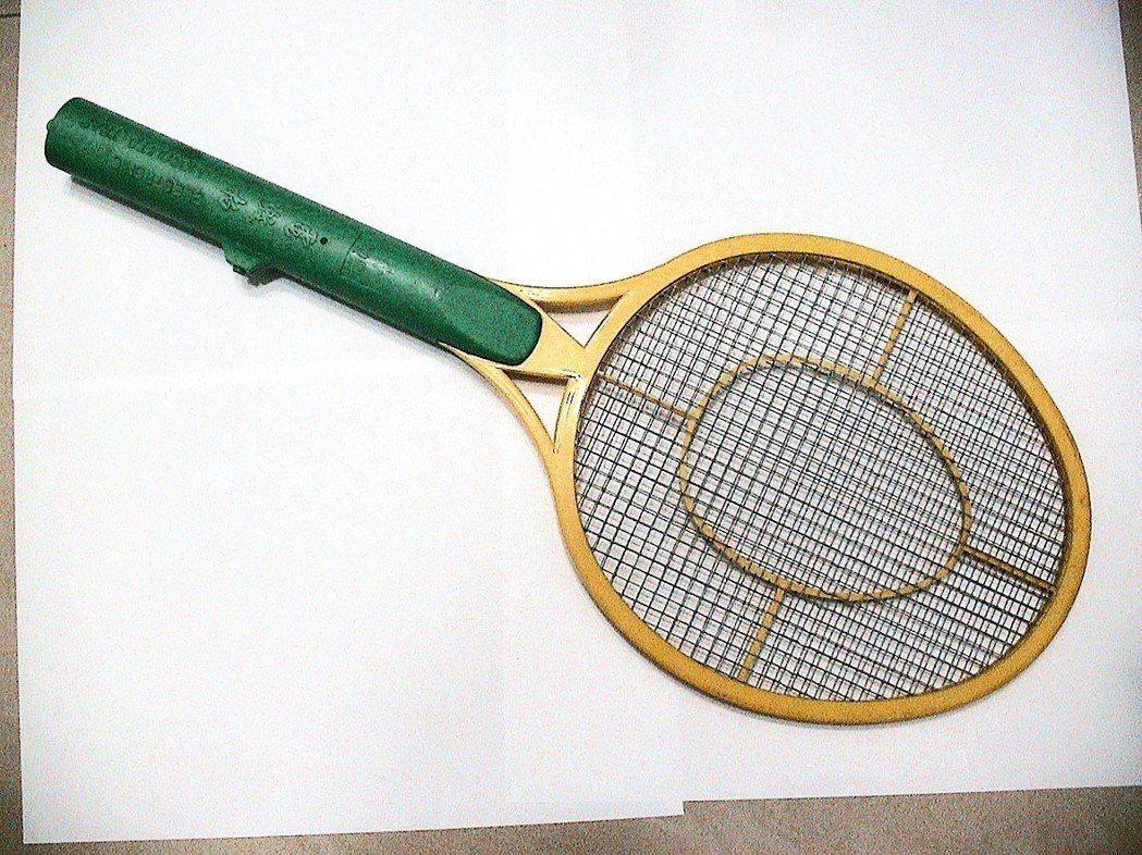 電蚊拍。報系資料照