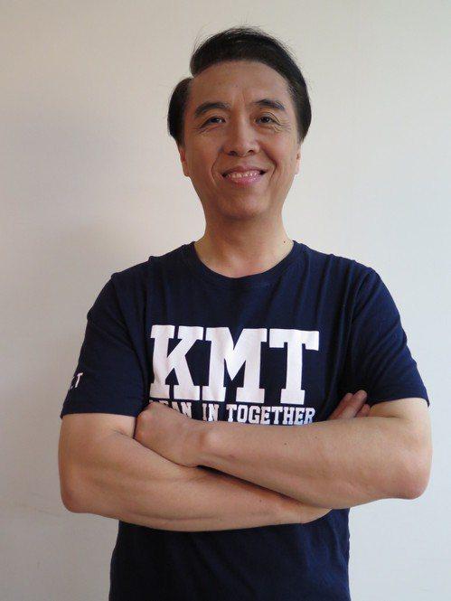 國民黨立委陳學聖。 聯合報系資料照片/記者張裕珍攝影