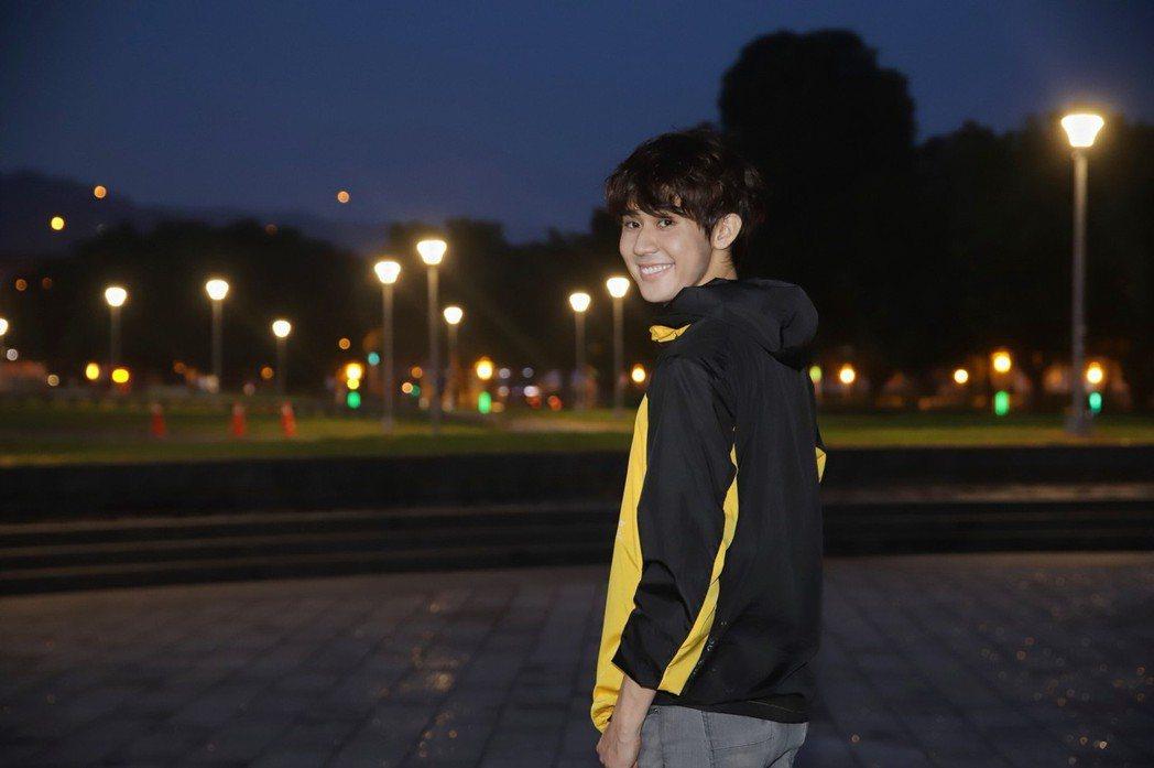 李玉璽近來忙於籌備新專輯,仍抽空健身鍛鍊體力。記者梅衍儂/攝影