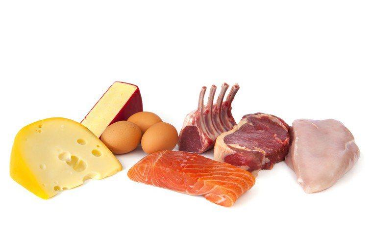 白肉多吃也不好,也可升高壞膽固醇。 圖╱123RF