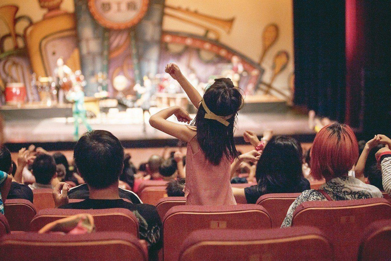 豆莢寶寶兒童音樂會是台灣首個專為兒童量身打造的音樂會,總能引起台下小觀眾熱情互動...