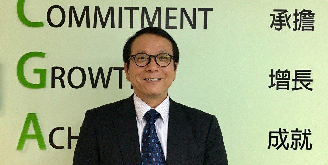 中華公司治理協會副理事長朱竹元  圖/中華公司治理協會提供