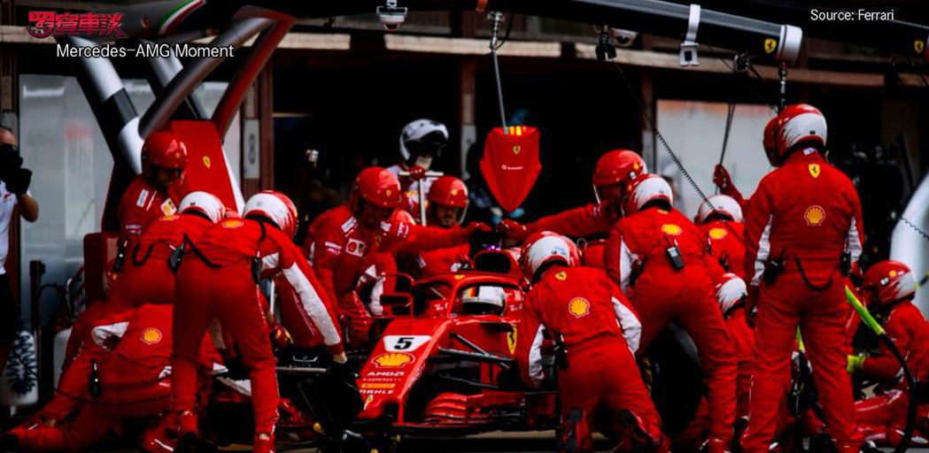 摘自Mercedes-AMG Moment
