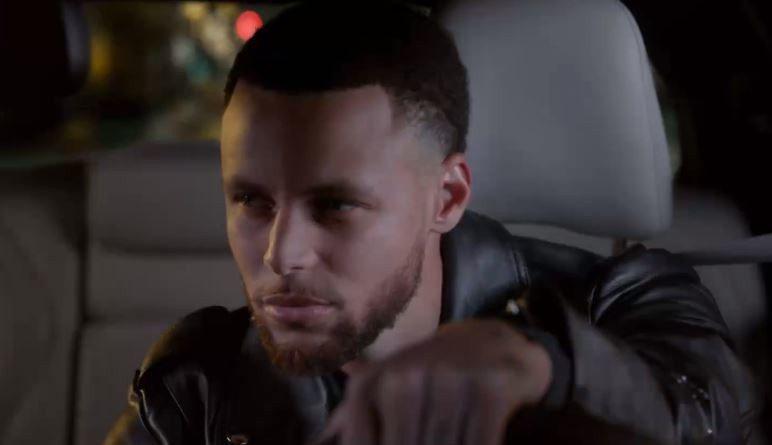 正當Curry陶醉在速度與激情當中...... 摘自INFINITI
