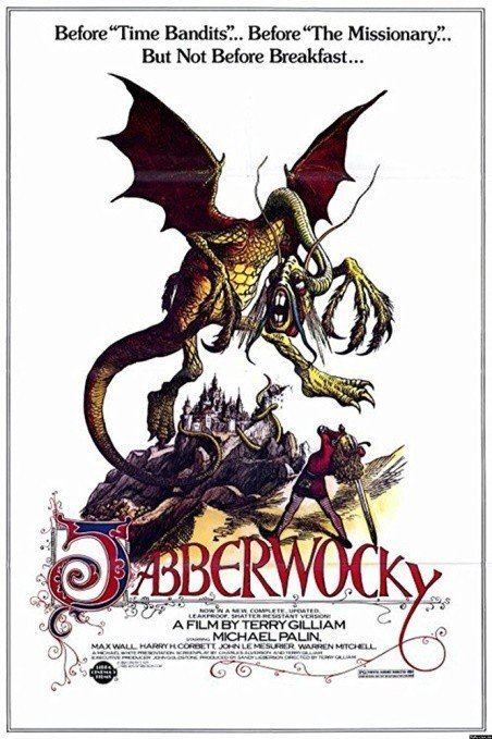 ※Jabberwocky (1977)電影海報