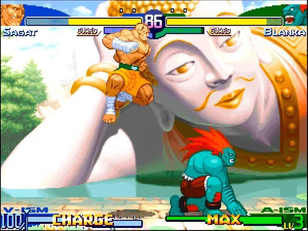 擁有眾多要素的快打旋風ZERO3,在當時也是投幣對戰率極高的遊戲。