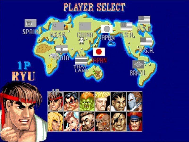 遊戲中有三種濾鏡效果可供選擇,首先是無濾鏡效果的畫面。