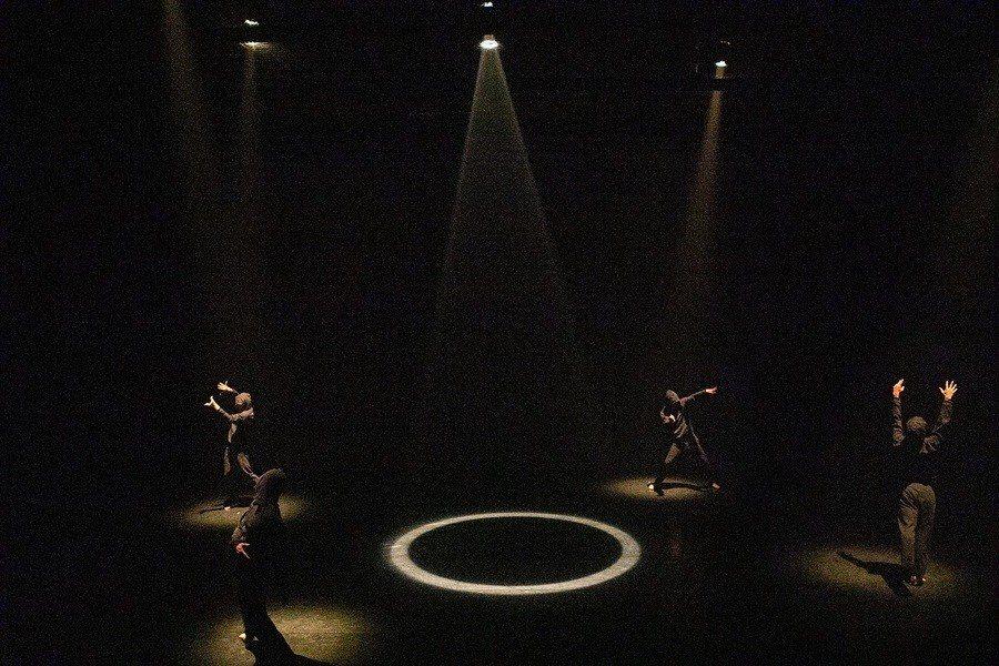 黃大徽透過創作《春之祭》檢視自己舞蹈創作之初衷 劇團提供