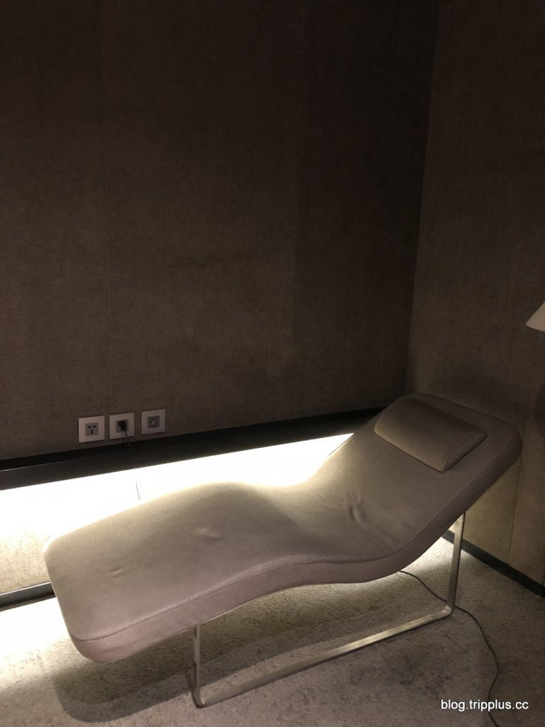 有兩間休息區 (Sleep Room) 圖文來自於:TripPlus