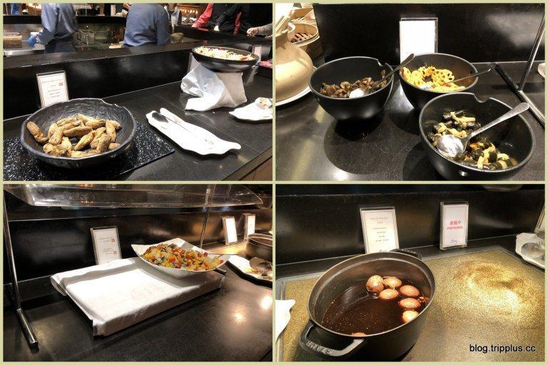 還有台灣味的烤番薯跟茶葉蛋,但是也有很多餐點在準備中 圖文來自於:TripPlu...