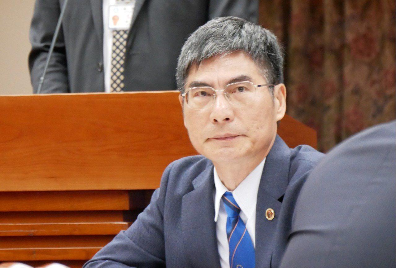 科技部長陳良基。記者林良齊/攝影