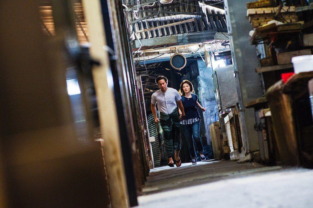張孝全是「東方華爾街」的一大焦點。圖/FOX提供