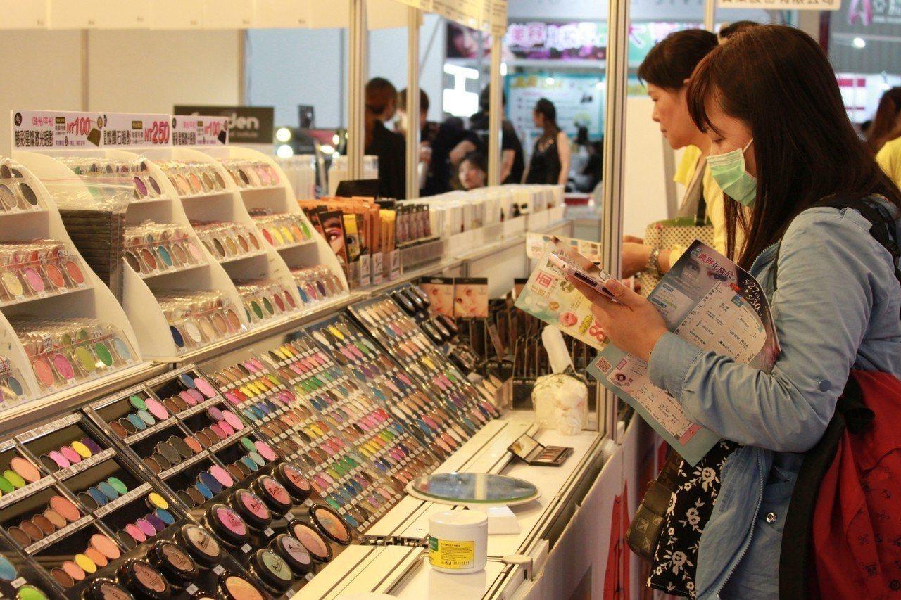 全台規模最大美容展將於6月1至4日在大台中國際會展中心舉辦。圖/主辦單位提供