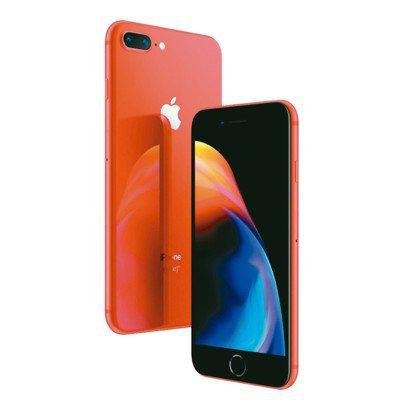 Apple iPhone 8 Plus 64GB紅色特別版售價28,900元,Y...