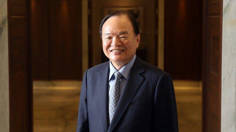 全聯董事長林敏雄。 報系資料照。