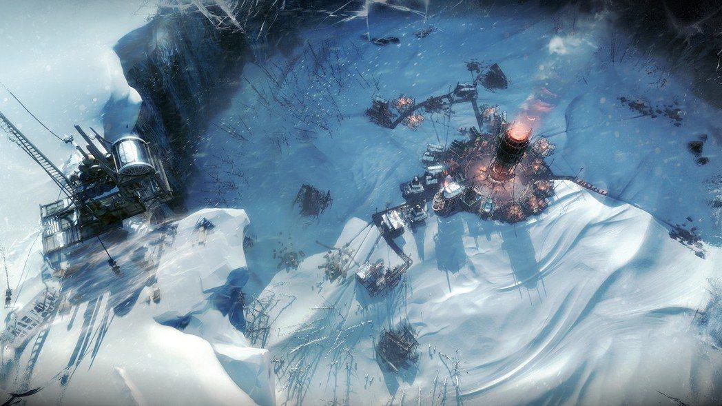 《冰封龐克 Frostpunk》相當出色的創造出一個冰封世界...