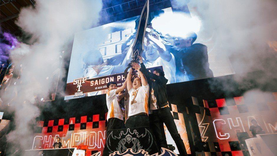 越南代表隊 SGP 十分渴望為越南捧回一座世界冠軍。