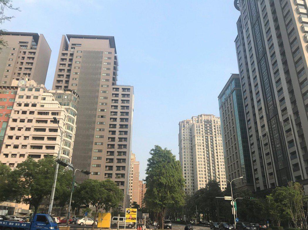 台中市街景 記者游智文/攝影