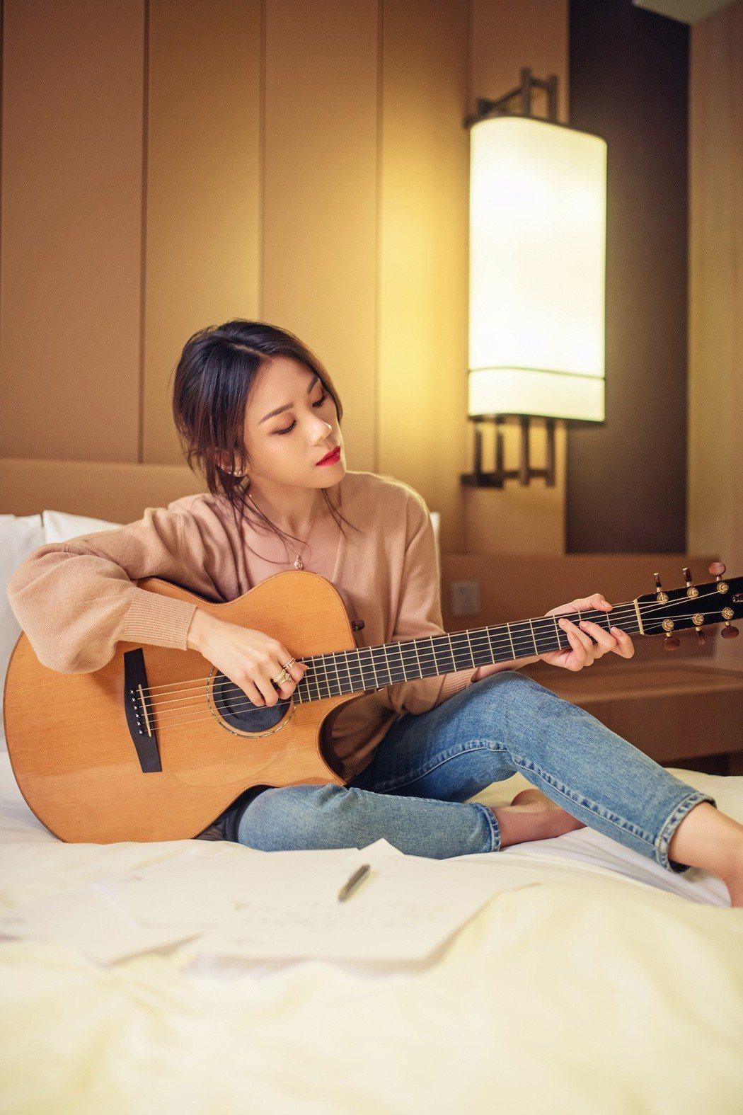 蔡健雅。圖/環球音樂提供