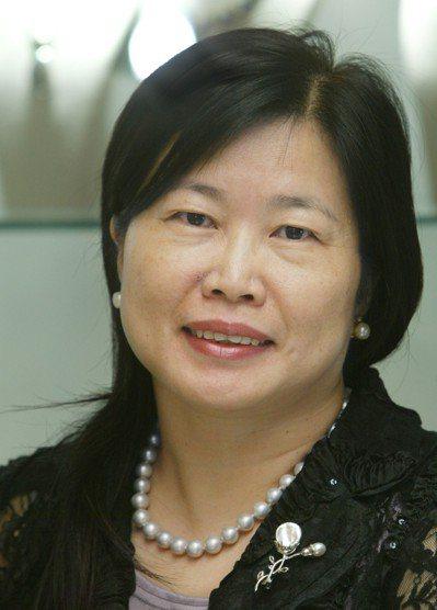 女企業家呂華苑。聯合報系資料照