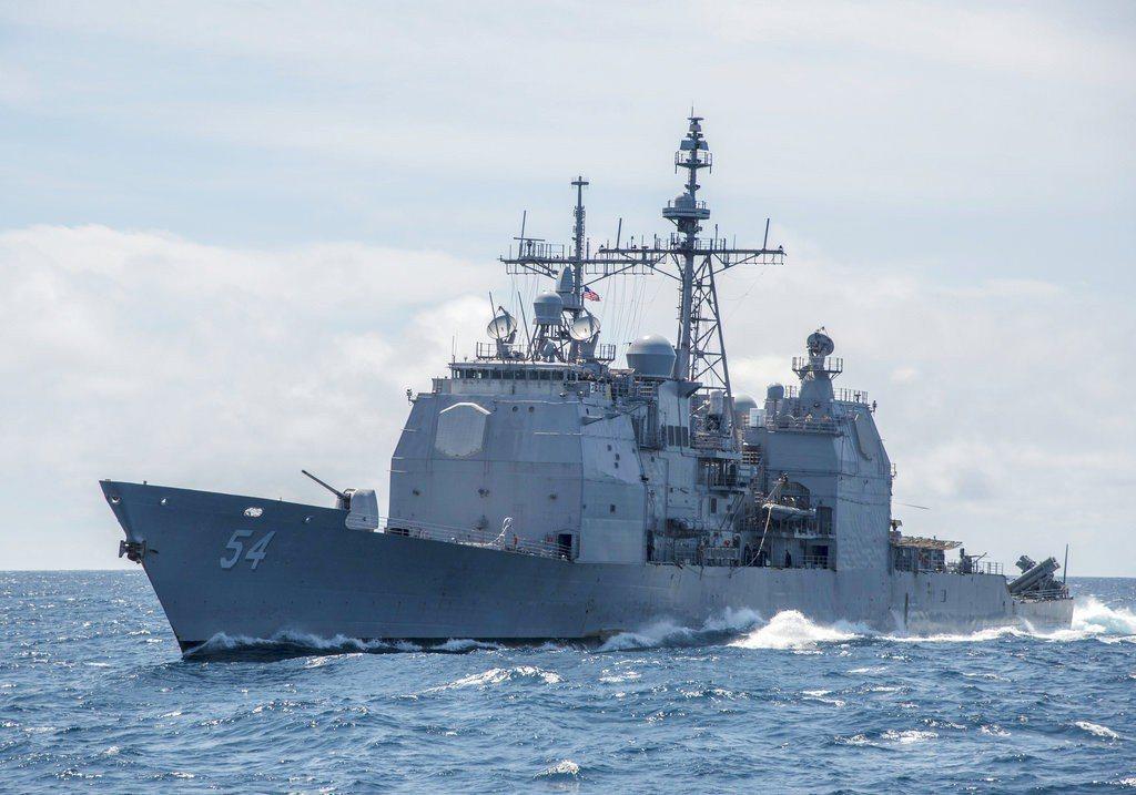 大陸繼續在南海加強軍力。 美聯社