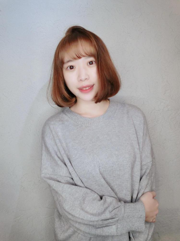 髮型創作/愛紗。圖/StyleMap提供