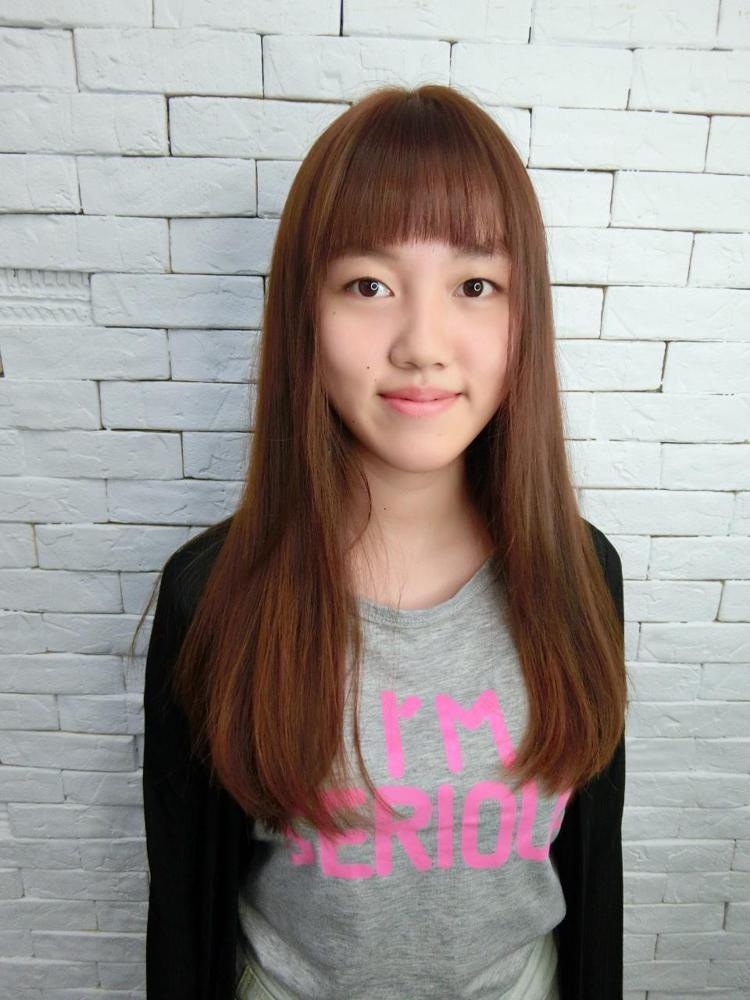 髮型創作/Gill Chen。圖/StyleMap提供