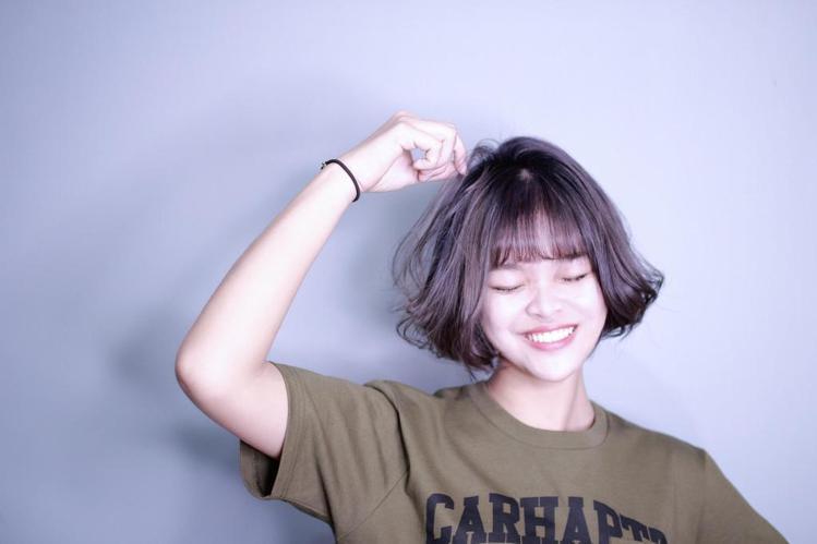 髮型創作/Andy。圖/StyleMap提供