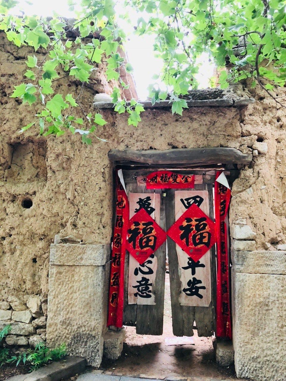 平陰盛產石頭,明代老石砌建築有著動人的歲月美感。圖/錢欽青、張繼欄