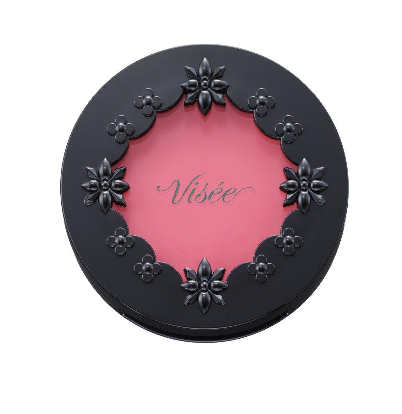 Visee純真唇頰彩,售價280元,共10色。圖/Visee提供