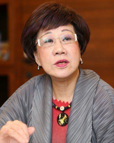 呂秀蓮決定參選台北市長後,直到發出「脫黨」聲明,才第一次接到總統府的電話。 記者...
